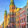 Great Armoury in Gdansk — Stock Photo #40358877
