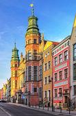 Great Armoury in Gdansk — Stockfoto