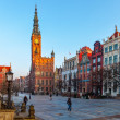 Old town in Gdansk — Stock Photo #40364363