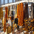 Amber jewelry — Stock Photo #40634603