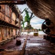 On dry dock — Stock Photo #41756329