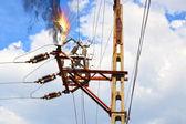 Electric Shock — Stock Photo