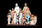 Statua della vergine maria — Foto Stock