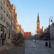 Old town in Gdansk — Stock Photo #7983134