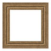 木製フレーム — ストック写真