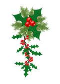 Christmas element — Stock Photo