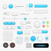 Modèle web. vector — Vecteur