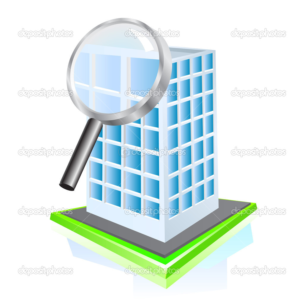 Search building icon vector stock vector pokomeda Where to find a builder