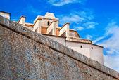 イビサ島、スペインの旧市街 — ストック写真
