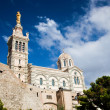 Notre Dame de la Garde, Marseille, France. — Stock Photo #14294237