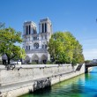 Notre Dame Cathedral, Paris, France. — Stock Photo #14941179