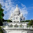 Royalty-Free Stock Photo: Sacre-Coeur Basilica. Paris, France.
