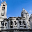 Stock Photo: Sacre-Coeur Basilica. Paris, France.