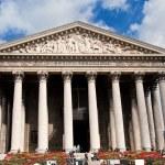 la iglesia de la madeleine, París, Francia — Foto de Stock