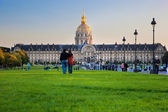 Les Invalides, Paris, France. — Stock Photo