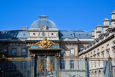 Palais de Justice, Paris, France — Stock Photo