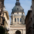St. Stephen's Basilica, Budapest, Hungary — Stock Photo