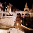 Fisherman's Bastion. Budapest, Hungary - Stock Photo