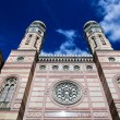 Stock Photo: Great Synagogue. Budapest, Hungary
