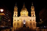 St. Stephen's Basilica, Budapest, Hungary — Stock Photo