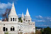 Fisherman's Bastion. Budapest, Hungary — Stock Photo