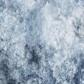 Arka plan donmuş buz — Stok fotoğraf