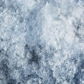 Ice frozen background — Stock Photo