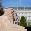 Stock Photo: Presidential Palace in Warsaw, Poland
