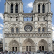 Notre Dame Cathedral, Paris, France. — Stock Photo #26991973