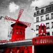 The Moulin Rouge — Stock Photo #27496713