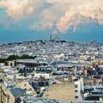 Paris panorama, France. — Stock Photo