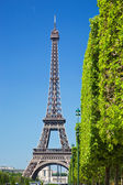 Torre eiffel, símbolo de paris — Foto Stock