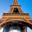 The Eiffel Tower in Paris. — Stock Photo #27621489