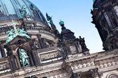 柏林大教堂。柏林 dom、 德国 — 图库照片