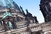 Berlin Cathedral. Berliner Dom, Germany — Photo