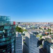 Berlin panorama. Berlin Catherdral and TV Tower — Stock Photo
