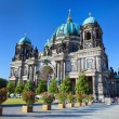 Berlin Cathedral. Berliner Dom, Germany — Stock Photo #30459749