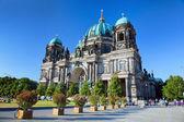 Cathédrale de berlin. berliner dom, allemagne — Photo