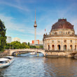 The Bode Museum, Berlin, Germany — Stock Photo #30461437