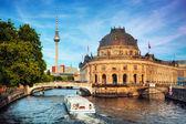 El museo bode, berlín, alemania — Foto de Stock