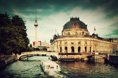 The Bode Museum, Berlin, Germany — Stock Photo