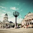 Gendarmenmarkt in Berlin, Germany — Stock Photo #30867689
