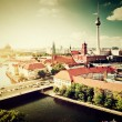 Berlin, Germany view on major landmarks — Stock Photo #30867943