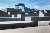 The Holocaust Memorial, Berlin, Germany — Stock Photo