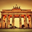 Brandenburg Gate, Berlin, Germany — Stock Photo