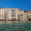 Venice, Grand Canal view, Italy. Sunny day — Stock Photo #34246723