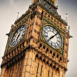 Big Ben, the bell of the clock close up. London, England, the UK. — Stok fotoğraf #35477355