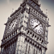 Big Ben, the bell of the clock close up. London, England, the UK. — Stok fotoğraf #36827165