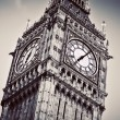Big Ben, the bell of the clock close up. London, England, the UK. — Stok fotoğraf
