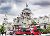 St Paul's Cathedral, London — Stock Photo